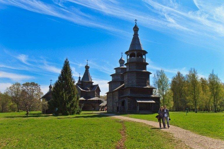 музей деревянного зодчества великий новгород