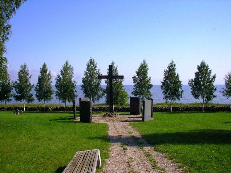 Коростынь, немецкое кладбище