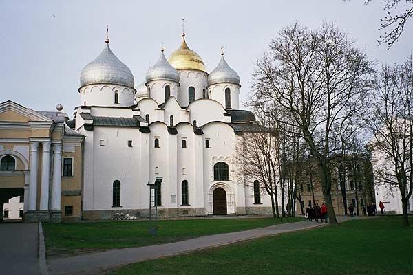 Храм святой Софии в Великом Новгороде