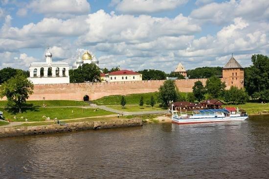 Набережные Великого Новгорода