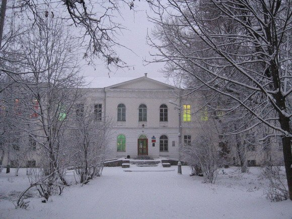 Городской Центр Культуры И Досуга им. Н.Г .Васильева